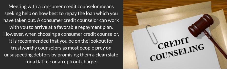 Credit Counseling Organizations