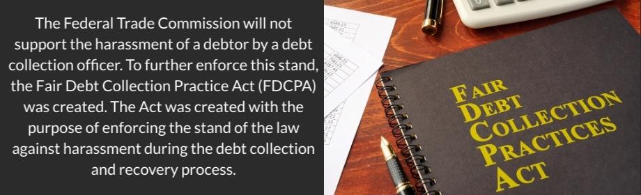 Seeking Redress Under The Fair Debt Collection Practice Act