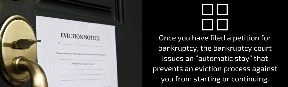 Filing Bankruptcy Stop Eviction